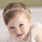 神話金絲刺繡菱格髮帶 兒童髮飾 髮帶 造型髮帶