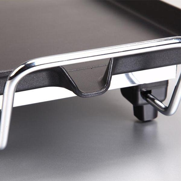 現貨電烤盤!(大號)電烤盤110V家用電燒烤盤韓式烤肉無煙燒烤爐不黏鍋一家聚餐