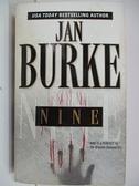 【書寶二手書T5/原文小說_A2Z】Nine_Jan Burke