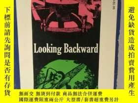 二手書博民逛書店愛德華·貝拉米罕見Looking Backward by Edw