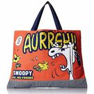 CR14214【日本進口正版】史努比 Snoopy 學院篇 手提袋 手提包 肩背包 PEANUTS - 142144