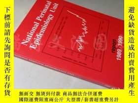 二手書博民逛書店National罕見Perinatal Epidemiology Unit 1989·1990【大32開 英文原版