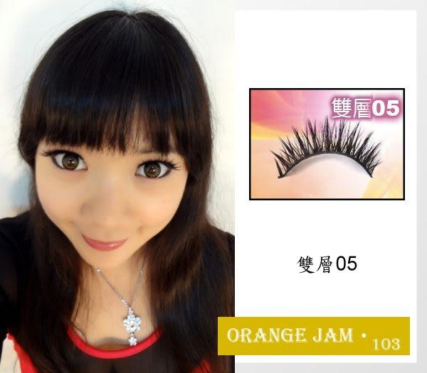 千緹假睫毛 雙層-05