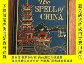 二手書博民逛書店【罕見、包 、1-3天收到】The Spell of China,《拼圖中國》,Archie Bell(著),19