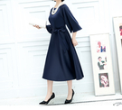 (45 Design) 連衣裙禮服長洋裝短袖洋裝連身裙婚禮洋裝蕾絲洋裝雪紡洋裝套裝長袖洋裝8