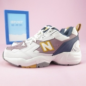 【iSport代購】正韓 New Balance 休閒鞋 老爹鞋 MX608BP1 女款 藕粉