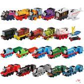 小火車頭套裝Thomas合金慣性軌道培西高登兒童男孩玩具火車XW 萊爾富免運