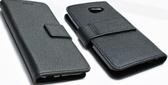 HTC Butterfly S(901e) 真皮側翻皮套/保護殼/保護蓋/保護套/保護袋/手機包 荔枝紋 2色可選