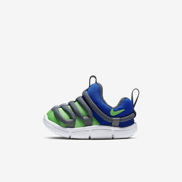 Nike Novice TD [AQ9662-400] 小童 慢跑 運動 休閒 輕量 透氣 舒適 穿搭 包覆 球鞋 藍綠