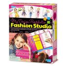 【4M】04720 美勞創作-我的時尚舞台 My Design Portfolio Fasshion Studio