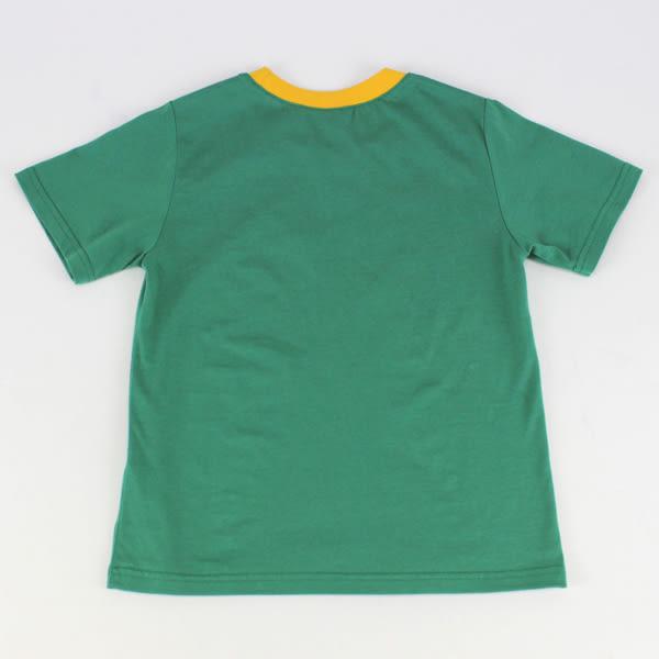 【愛的世界】純棉圓領印圖T恤/8~12歲-台灣製- ★春夏上著