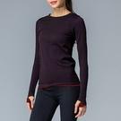 無縫長袖上衣STA201002(S/M雙尺寸) 百貨專櫃品牌 TOUCH AERO 瑜珈服有氧服韻律服