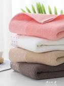 4條毛巾純棉成人洗臉洗澡家用全棉男女帕柔軟吸水不掉毛 伊莎公主
