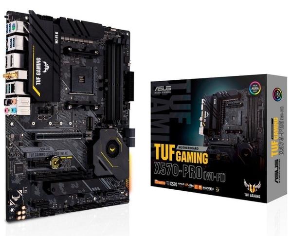 華碩 ASUS TUF GAMING X570-PRO (WI-FI) AMD 主機板