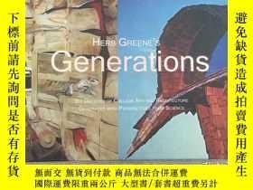 二手書博民逛書店Herb罕見Greene s Generations: 6 De