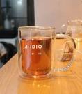 【鮮食優多】A-IDIO 雙層隔熱保溫玻璃杯(310ml)