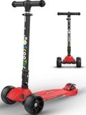 兒童車3男孩溜溜車1-2-6-8-12歲四輪女寶寶初學者劃板車單腳NMS 小明同學