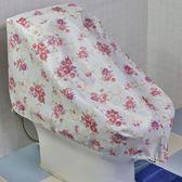 馬桶罩防水套坐便器蓋套智慧一體機防塵防水罩淋浴馬桶套罩子「韓風物語」