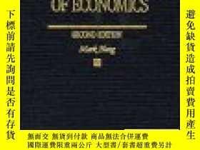 二手書博民逛書店【罕見】The Methodology Of Economics