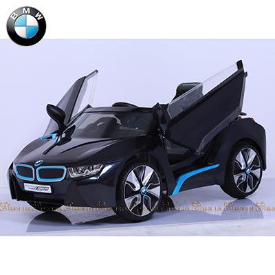 BMW I8 雙驅搖控電動車 黑【台安藥妝】