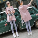孕婦裝 孕婦秋裝套組時尚款好康推薦新品上衣兩件式寬鬆衛衣長袖t恤秋季潮媽