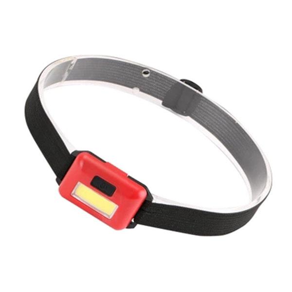 1入LED COB晶片輕巧迷你型 高亮度頭燈 3W礦燈 輕便 節能燈工作燈【SV6947】BO雜貨