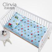 聖誕節狂歡 兒童床墊幼兒園褥子春夏全棉墊套午睡墊子寶寶嬰兒小床墊被可水洗 森活雜貨