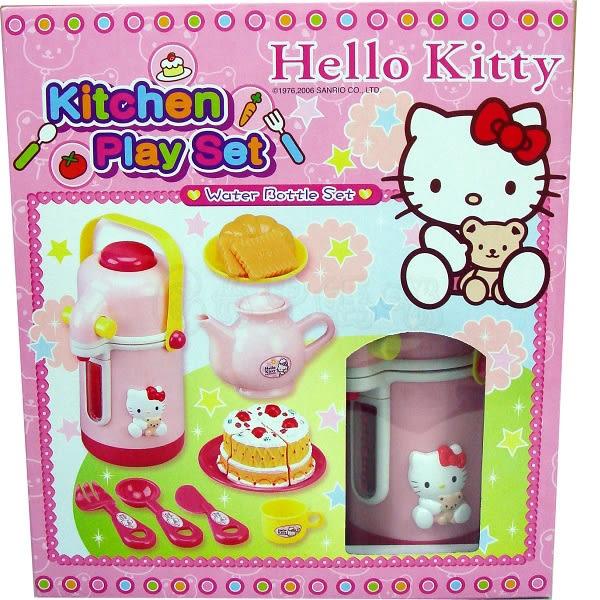 Hello Kitty/家家酒系列/KT貓茶具組【六甲媽咪】