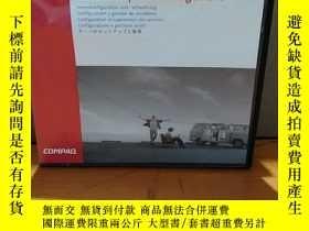 二手書博民逛書店SERVER罕見SETUP AND MANAGEMENT(release 5.0) COMPAQ【光盤 盒裝有一個