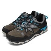Merrell 戶外鞋 All Out Blaze 2 GTX 黑 藍 男鞋 Gore-Tex 防水 越野 登山 灰 運動鞋【ACS】 ML09403
