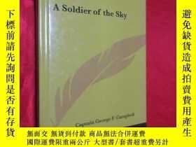 二手書博民逛書店A罕見Soldier of the Sky (硬精裝) 【詳見圖