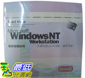 [玉山最低比價網]  全新未拆 Microsoft Windows NT Workstation 4.0 隨機版 $503