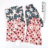 日系睡衣-睡衣女純棉 和服女短袖短褲和服套裝家居服汗蒸服人棉綿綢-奇幻樂園