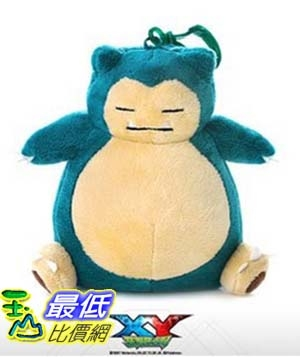 [東京直購] Pokemon XY Cavigon 玩偶鑰匙圈 神奇精靈 寶可夢 卡比獸 12 cm