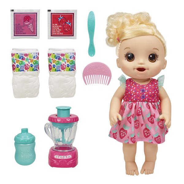 淘氣寶貝 神奇料理機娃娃 金髮