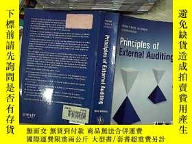 二手書博民逛書店Principles罕見of External Auditing