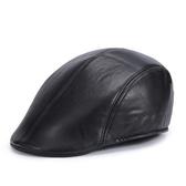 貝雷帽-經典復古休閒時尚韓版男鴨舌帽3色71k129【巴黎精品】