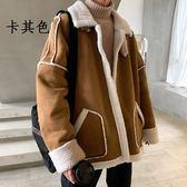 百搭棉襖羽絨上衣 保暖冬天冬季男裝男款冬裝棉服 型男夾克加絨 男生外套加厚 男士外套厚款