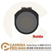 ◎相機專家◎ 預購 Haida Drop-in ND 0.9 快插式 圓形濾鏡 ND8 減光鏡 減三格 HD4260 公司貨