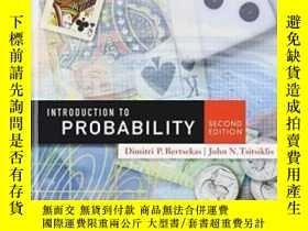 二手書博民逛書店Introduction罕見To Probability, 2nd EditionY255562 Dimitr