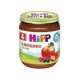 喜寶HiPP 生機野莓蘋果泥125g