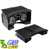 [107美國直購] Archgon Portable VR Virtual Reality 3D Game Movie Glasses Headset(黑白兩色可選) _s14
