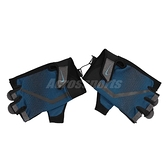 Nike 運動手套 Extreme Lightweight Gloves 健身 訓練 藍 黑 多功能手套 男款【ACS】 N0000004-486