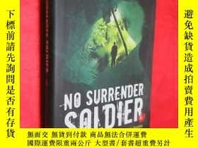 二手書博民逛書店No罕見Surrender Soldier (大32開,硬精裝)
