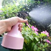糖果色澆花噴壺家用手壓式澆水壺     SQ7250『寶貝兒童裝』
