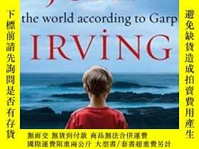 二手書博民逛書店The罕見World According to Garp 蓋普眼