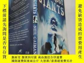 二手書博民逛書店odd罕見and the frost giants 奇數和冰霜巨人..Y200392