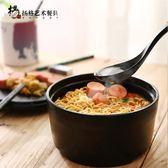 加厚泡面碗帶蓋日式大號家用碗筷套裝學生宿舍有蓋飯碗  ciyo黛雅