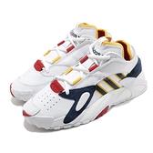 adidas 休閒鞋 Streetball 白 紅 藍 黃 男鞋 皮革鞋面 運動鞋 【ACS】 FW8621