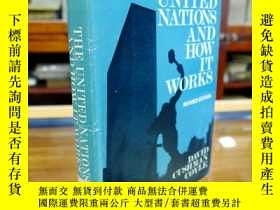 二手書博民逛書店The罕見United Nations and How It W